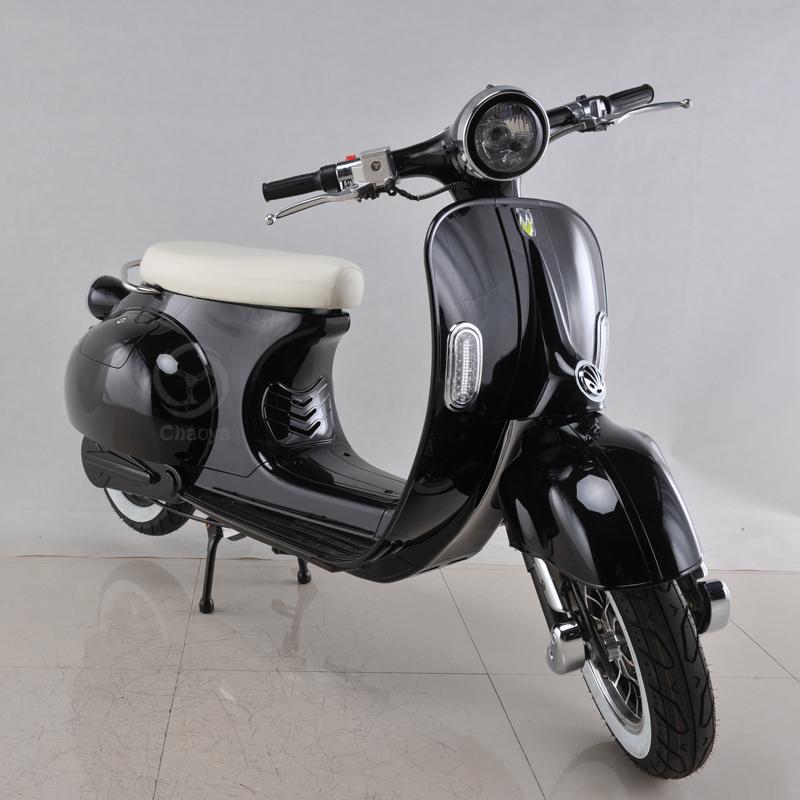 Vintage Vespa Electric Scooter
